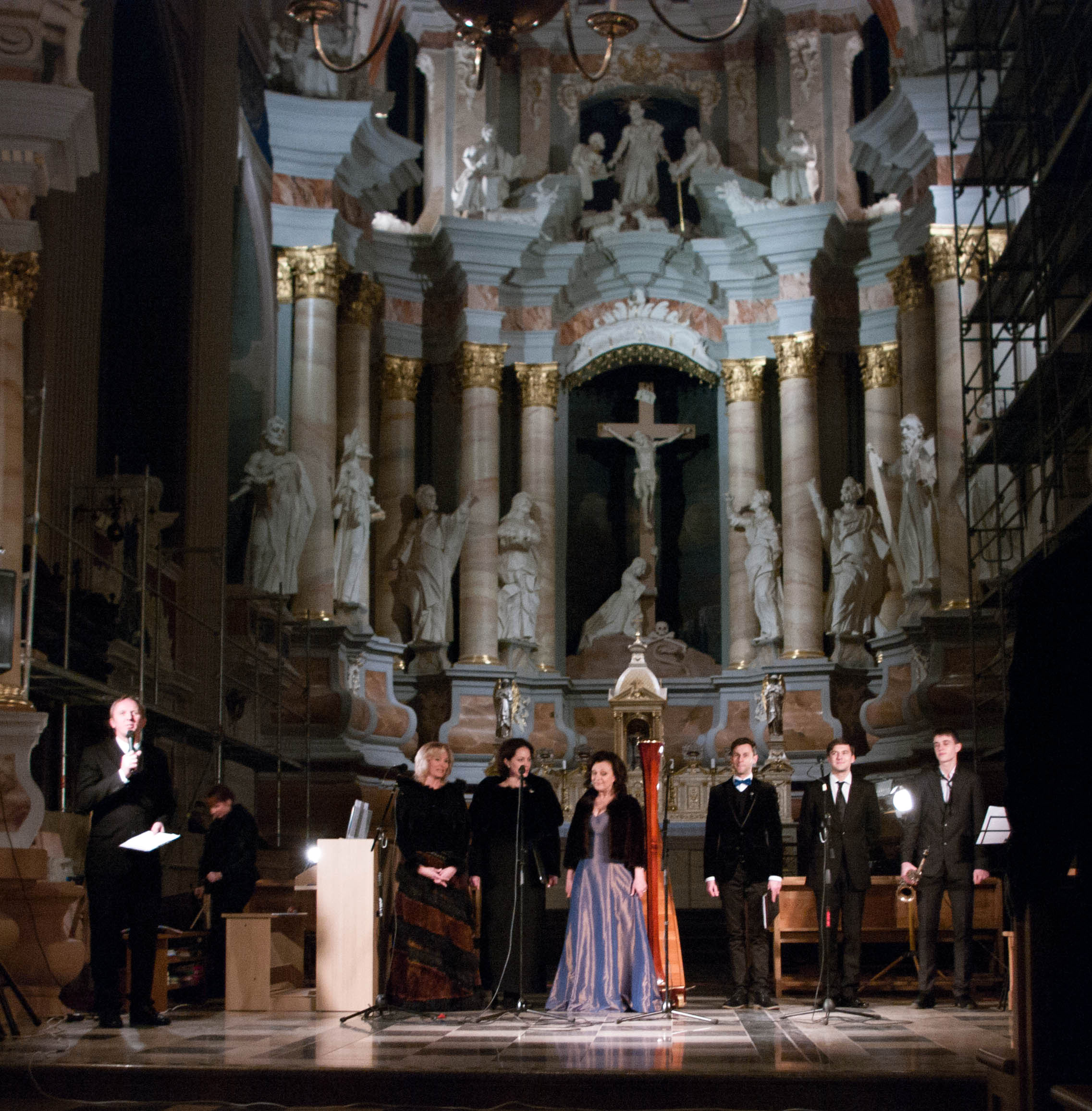 Religious music as a heritage of the people