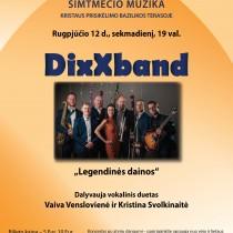 Simtmecio muzika_2018_Dixxband